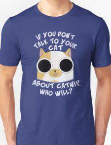 Listen to Cake Unisex T-Shirt