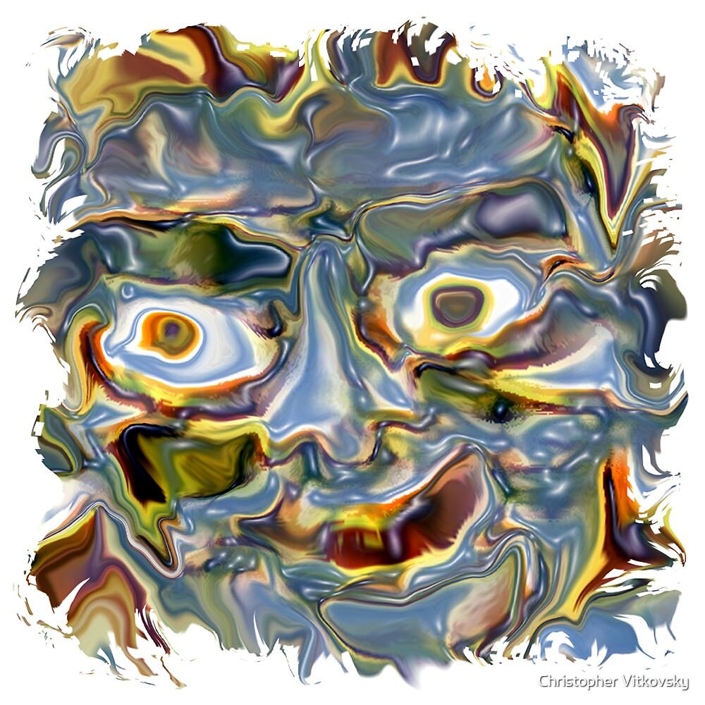 Ugly Eggs by Christopher Vitkovsky