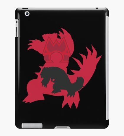 Primal Groudon iPad Case/Skin