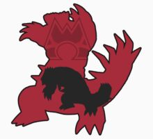 Primal Groudon Kids Tee