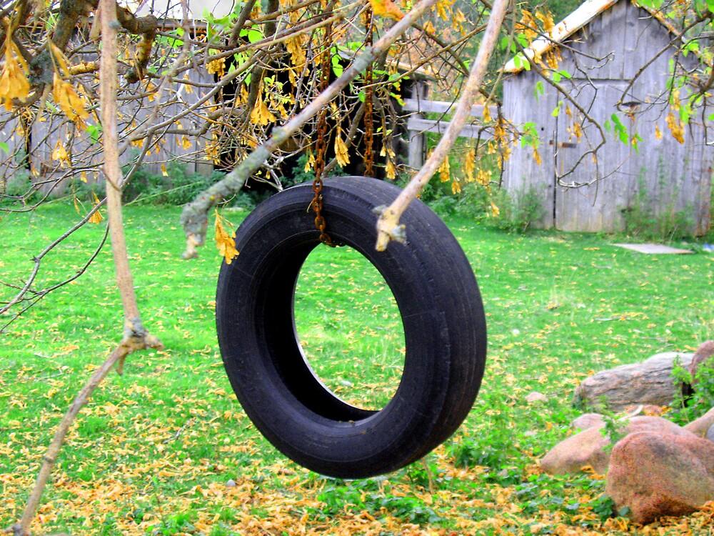 Tire Swing by nikspix
