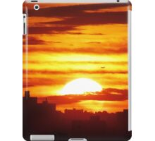 New York City Sunset iPad Case/Skin