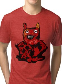 Red Man Tri-blend T-Shirt