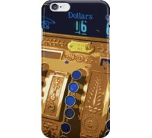 Dollars Cents iPhone Case/Skin