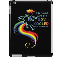 Just Got 20% Cooler iPad Case/Skin