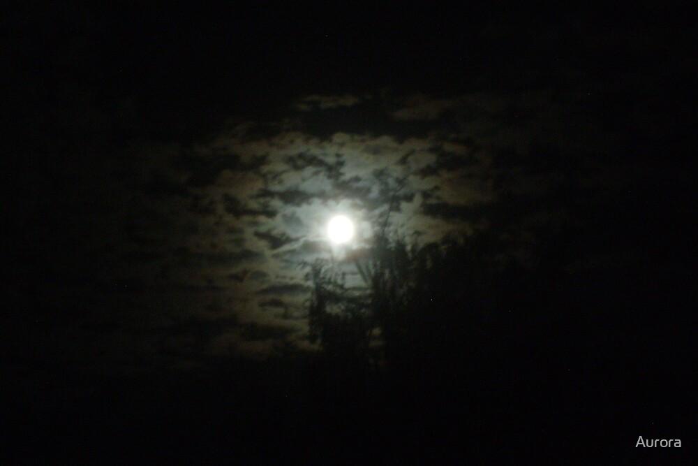 Moon glow by Aurora