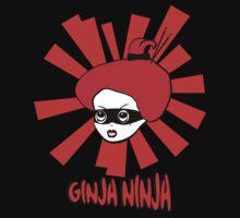 Ginja Ninja by gemynd
