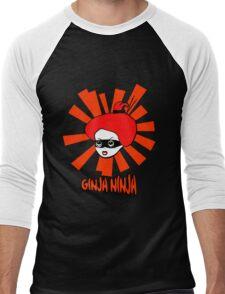 Ginja Ninja Men's Baseball ¾ T-Shirt