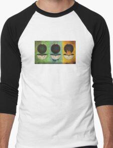 Pokemon Starter Men's Baseball ¾ T-Shirt