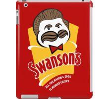 Swanson's Crisps iPad Case/Skin