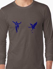 Crane Style Kung Fu Long Sleeve T-Shirt