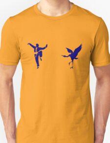 Crane Style Kung Fu Unisex T-Shirt