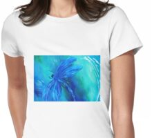 love to fly Womens Fitted T-Shirt