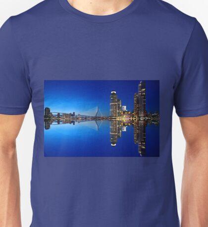 Rotterdam Netherlands Unisex T-Shirt