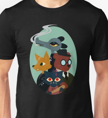 The Gang's All Here Unisex T-Shirt