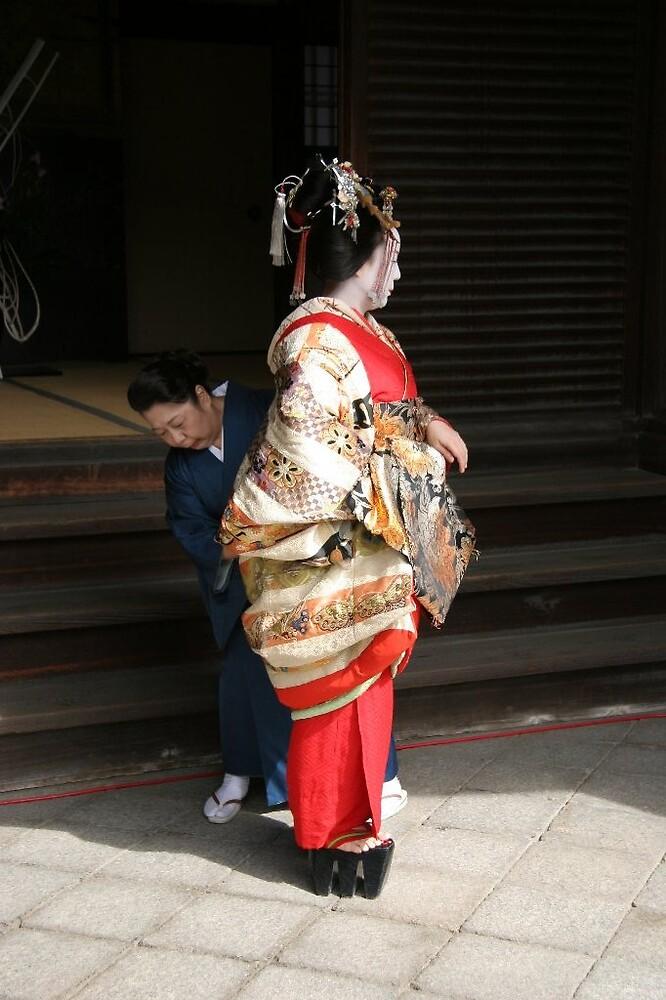 Geisha - Doll Burning Festival by Trishy