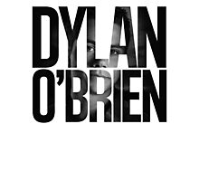 Dylan O'Brien Photographic Print