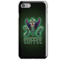Ziltoid Needs COFFEE iPhone Case/Skin