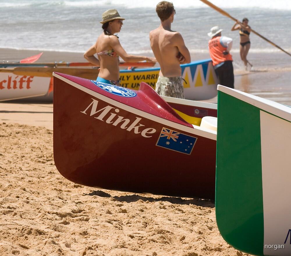 Surfboat Saturday by norgan