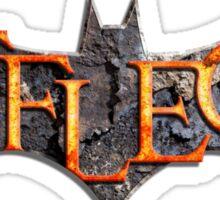 Affleck is Batman Sticker
