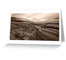 Lake Eppalock Greeting Card