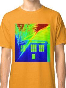 T.A.R.D.I.S. Rainbow Classic T-Shirt