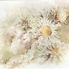 Carline Thistle by irene garratt