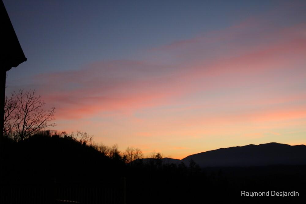 Smoky Mountains 7 by Raymond Desjardin
