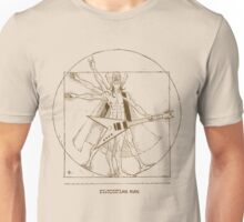 Ziltoidan Man Brown Unisex T-Shirt