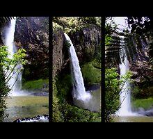 Bridal Veil Falls by Varinia   - Globalphotos