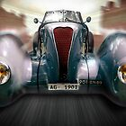 Vintage Speed Machine by Phil Rowe