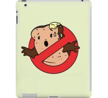 who you gana' call iPad Case/Skin