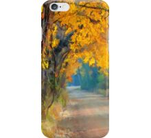Fall-Tastic iPhone Case/Skin