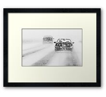 """BHRR""!!!  (Appropriate Plate) Framed Print"