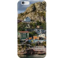 Clinging to the Rock iPhone Case/Skin