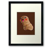 Potato Pikachu Framed Print