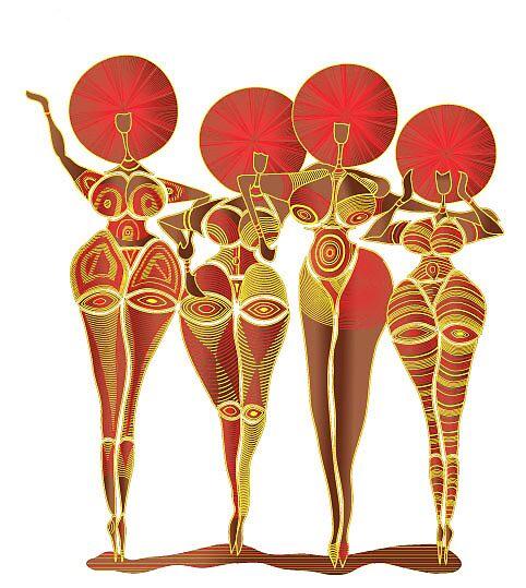 Curvy Women by Aissata