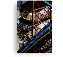 Escher Staircase Canvas Print