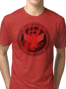 Department of Unified Protection Tri-blend T-Shirt
