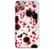 Poker and Chocolate iPhone Case/Skin