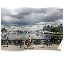 Vancouver - Seawall Poster