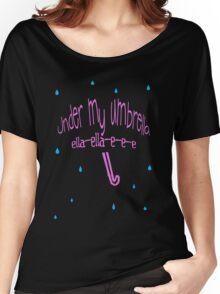 Umbrella ella ella e! Women's Relaxed Fit T-Shirt