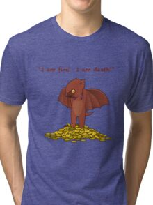 Baby Smaug Tri-blend T-Shirt