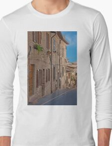 Quiet Incline Long Sleeve T-Shirt