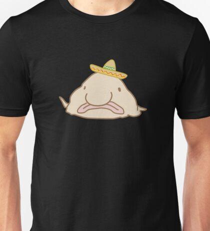 El blobfish Unisex T-Shirt