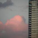 Vancouver - Shangri-La Sunset by RobertCharles
