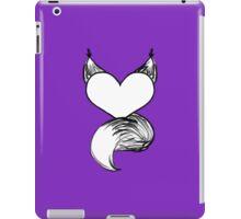Furry at Heart (Purple) iPad Case/Skin