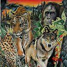 Eyes of the prey by William Mendez