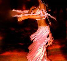 Belly Dancer by LudaNayvelt