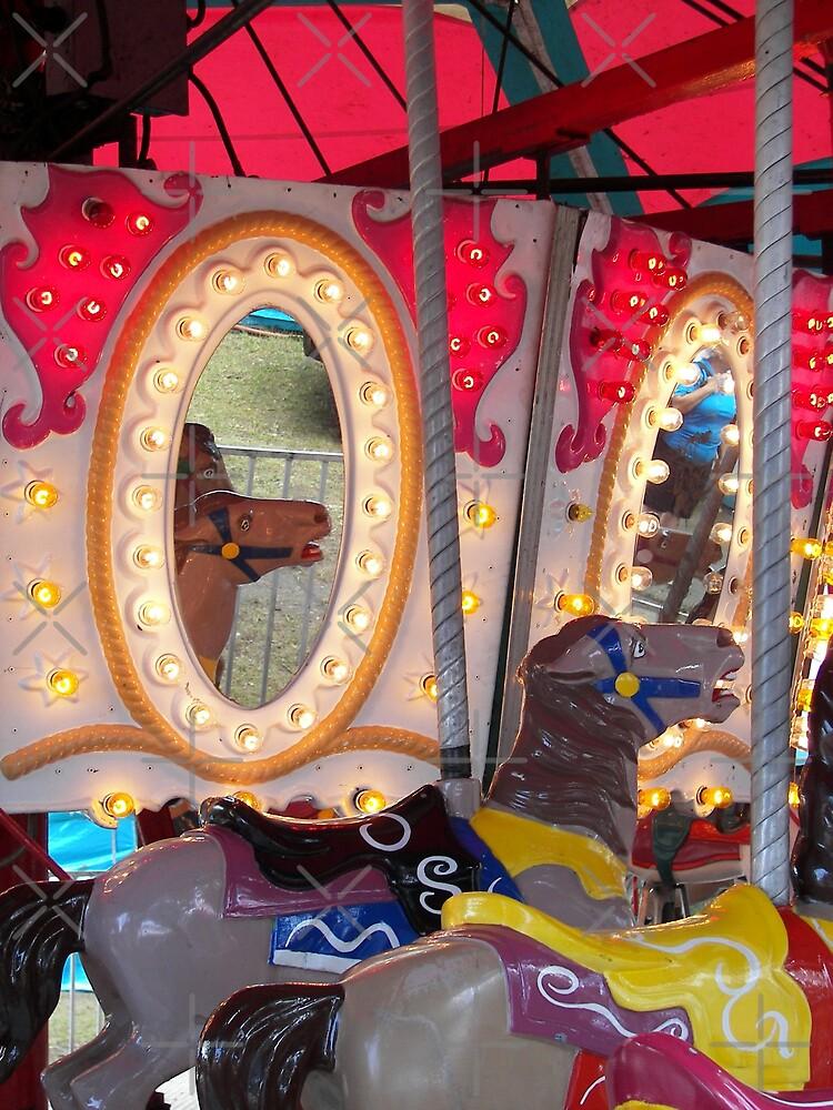 Mirror-Go-Round by Maria Dryfhout